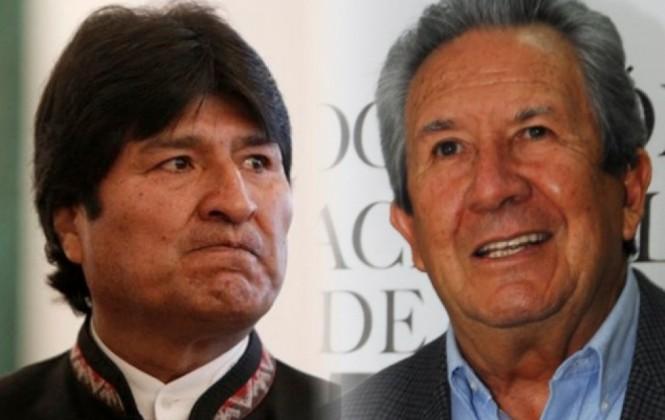 Juez archiva la demanda del presidente Morales contra el periodista Vacaflor