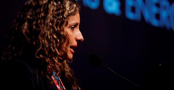 Claudia Cronenbold Harnés asumió hoy la vicepresidencia para América Latina y el Caribe (LAC) del Consejo Mundial de Energía