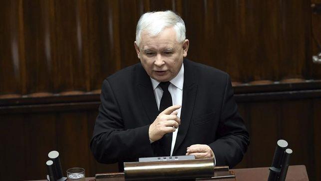 Resultado de imagen para expresidente Kaczynski