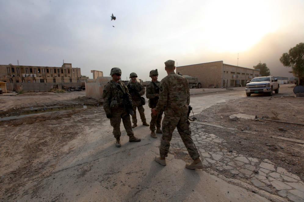 Mueren al menos 285 integrantes del Estado Islámico en Mosul