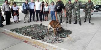 Gobierno boliviano reconoce a JIFE como organismo oficial de ONU para fiscalizar lucha antidrogas