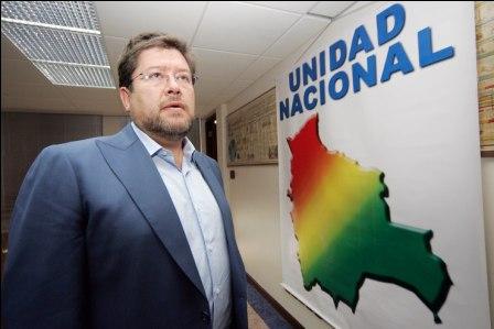 Líder opositor denuncia violación de sus derechos ante la OEA — Bolivia