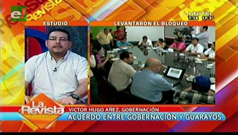 Gobernación cruceña hará una conciliación de cuentas con los municipios por regalías