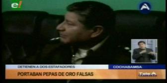 Cochabamba: Caen cuentistas que estafaron Bs 117.000