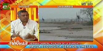 Alcaldía de La Guardia: La pausa ecológica es una medida necesaria y durará 6 meses