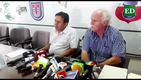 Paraguay presentará queja ante la FIFA por sanción a Bolivia