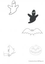 Halloween ANGLAIS pour CP et CE1