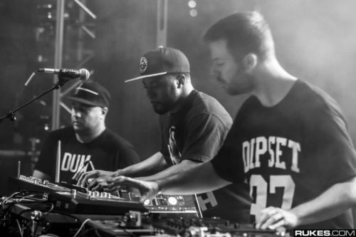 Keys N Krates is back with Midnite Mass EP (6 tracks)