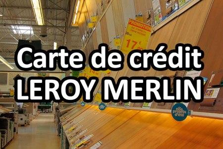 carte leroy merlin