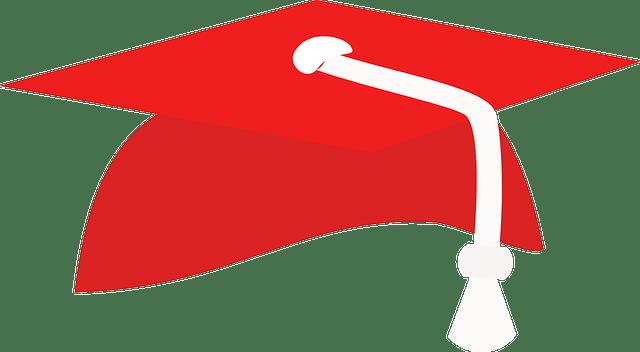 graduation-crvena