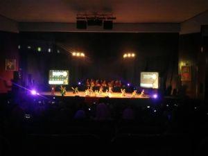 Suasana kePakarena 9 di Baruga A. P. Pettarani Unhas, Minggu (26/11). Rst