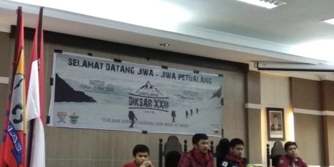 Carefa Unhas Mencari Jiwa Petualang