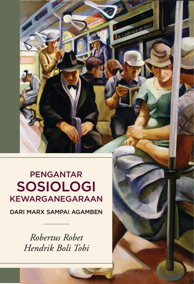 Sampul buku Pengantar Sosiologi Kewarganegaraan