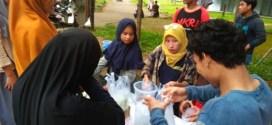 Manfaatkan Bulan Ramadan, Peserta KKN Sebatik Lakukan Penggalangan Dana