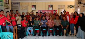Mahasiswa KKN Tematik Infrastuktur Gowa Unhas, Angkat Isu Kebersihan Lingkungan di Seminar Proker
