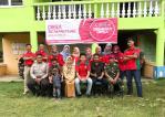 Seminar Proker KKN Tematik Desa Sei Manurung Sebatik Unhas. Selasa (23/7)