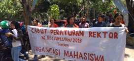 Aksi Parade Satir, Bentuk Upaya Mencabut PR Ormawa