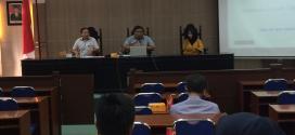 Wakil Dekan Bidang Kemahasiswaan dan Alumni FH-UH Adakan Rapat Koordinasi Dengan Lembaga Kemahasiswaan