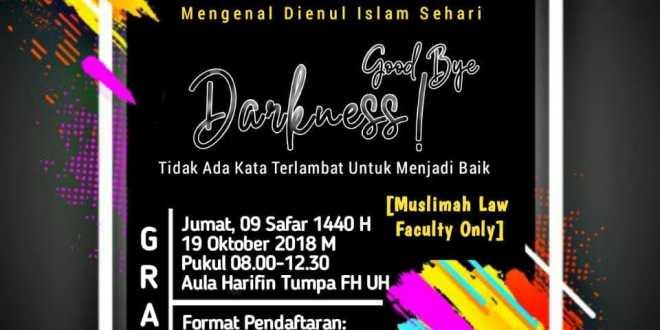 LD As-Syari'ah FH-UH Rangkul Mahasiswa Belajar Islam