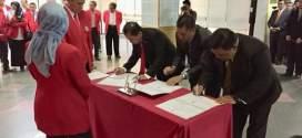 Rektor Unhas Lantik Wakil Dekan Baru Fakultas Hukum Unhas