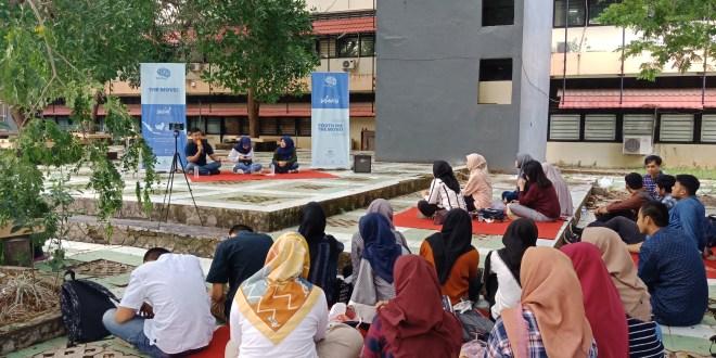 Kosmik dan Youthful.Social Bahas Kiat Kuliah Gratis Di Luar Negeri Pada Diskusi