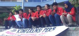 Serikat Mahasiswa Unhas Tuntut Rektor Mengundurkan Diri