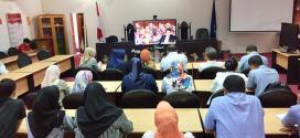 FH-UH Nonton Bareng Sidang MK Sengketa Pilpres