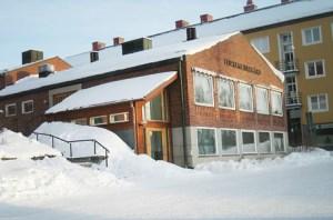 Ekstrands dörrar i Östersund