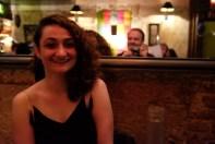 Dans le restaurant Les Bougresses