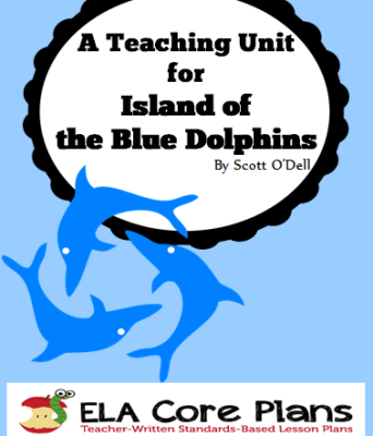 Island of the blue dolphins cover - photo#15
