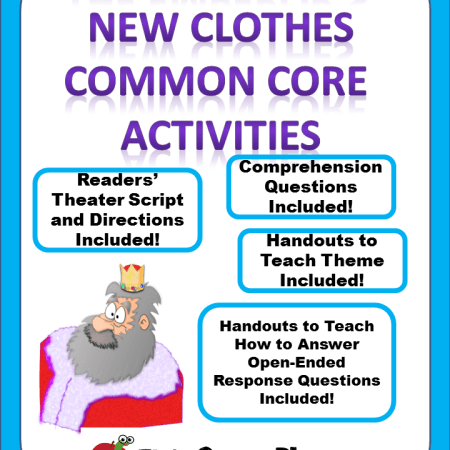 emperors new clothes cover page