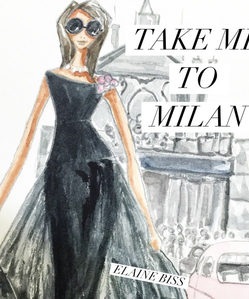 Take Me to Milan