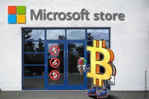 microsoft ban bitcoin