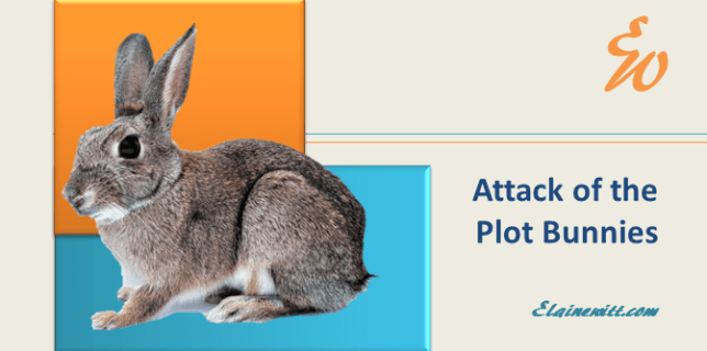 Attack of the Plot Bunnies, Episode 1