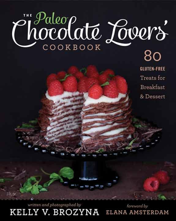 Paleo Chocolate Lover's Dream Cookies