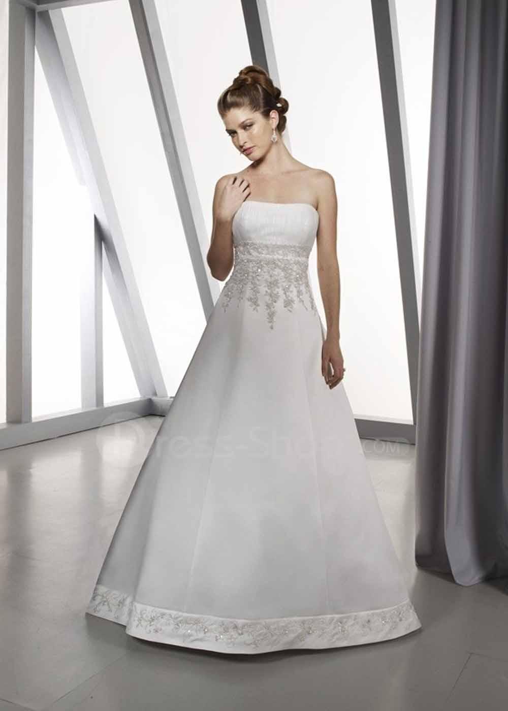 wedding dress for fair skin tone empire wedding dresses Gown