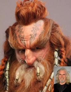 Billy Connolly como Dáin Pie de Hierro