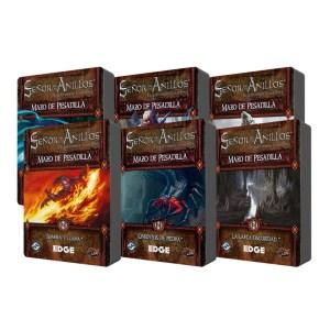Nuevos mazos de pesadilla para El Señor de los Anillos: El juego de cartas (LCG)