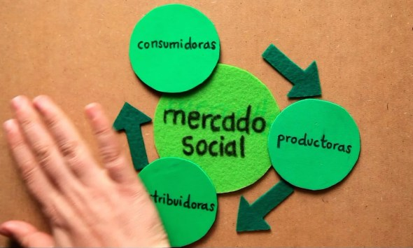 Foto: Mercado Social de Madrid.