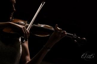 violinist bride