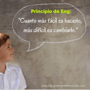 Principio de Eng y los hábitos