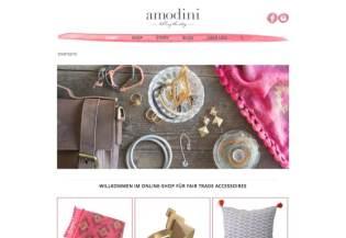 amodini Website