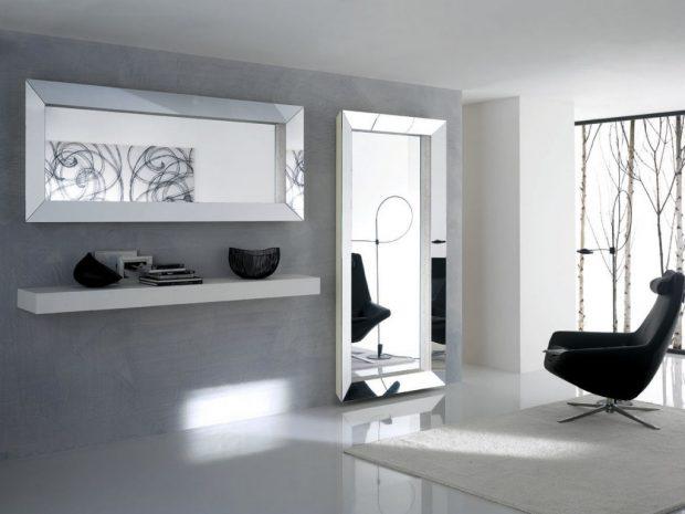 los espejos en diseo de interiores