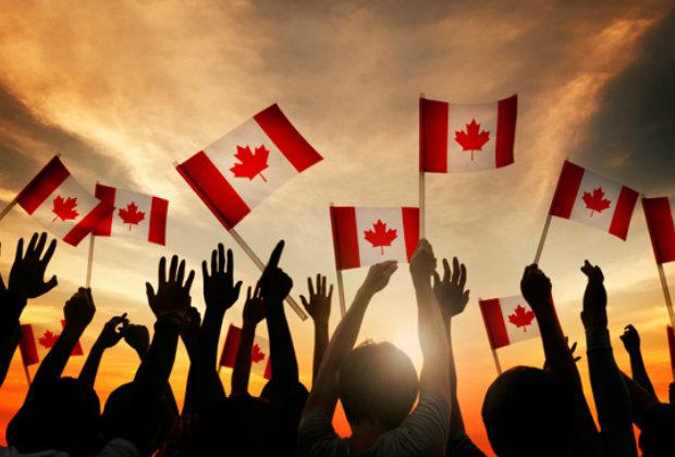 inmigrantes en Canadá