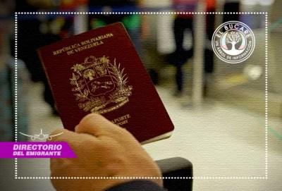 Pasaportes para Menores