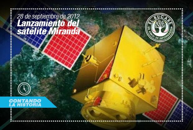 satélite Miranda