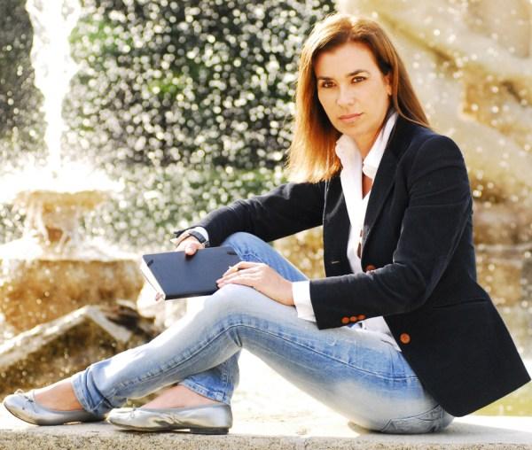 Carmen Posadas_Escritora_Nada Personal_El Club del Escenario