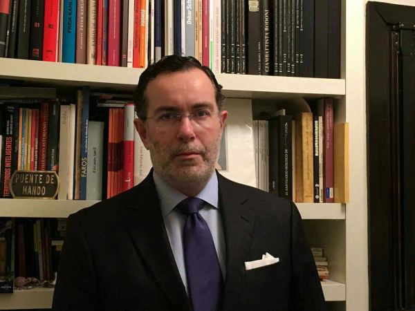 Juan Ignacio Peinado_Catedrático Universidad Málaga_Nada Personal_El Club del Escenario