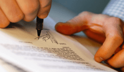 escrito devolucion de impuestos, escritos para el ministerio de hacienda, solicitud de reintegro impuestos