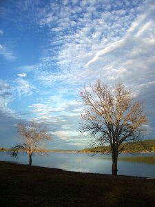 Lake Fort Gibson, Oklahoma 4